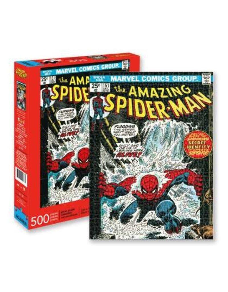 NMR Distribution Puzzle 500 pc - Spider-Man