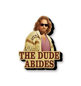 NMR Distribution Chunky Magnet - The Dude Abides