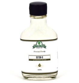 Stirling Soap Co. Stirling Aftershave Splash - Deton-8
