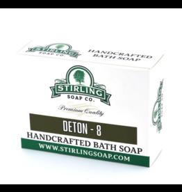 Stirling Soap Co. Stirling Bath Soap - Deton-8