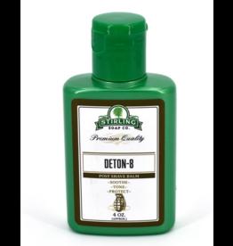Stirling Soap Co. Stirling Post Shave Balm - Deton-8