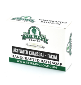 Stirling Soap Co. Stirling Bath Soap - Activated Charcoal Facial
