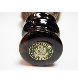E.B. Latheworks E.B. Latheworks Army Pure Badger Brush