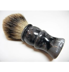 "E.B. Latheworks E.B. Latheworks ""Soft & Smoky"" Best Badger Brush"