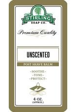 Stirling Soap Co. Stirling Post Shave Balm Unscented