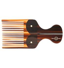 Suavecito Suavecito Folding Pocket Beard Comb