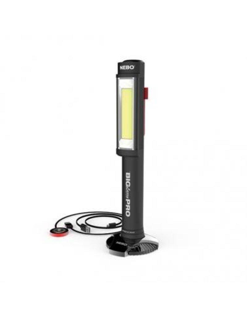NEBO NEBO Big Larry Pro Rechargeable Flashlight