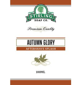 Stirling Soap Co. Stirling Aftershave Splash - Autumn Glory