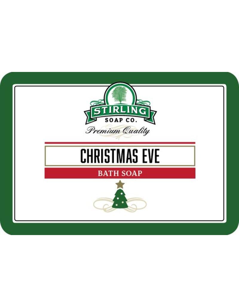Stirling Soap Co. Stirling Bath Soap - Christmas Eve