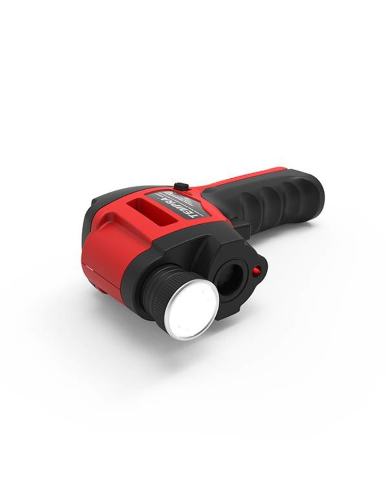 NEBO Tempra IR Surface Thermometer & Flashlight