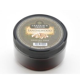 Captain's Choice Captain's Choice Shaving Soap - Sandalwood