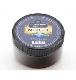 Captain's Choice Captain's Choice Shaving Soap - North