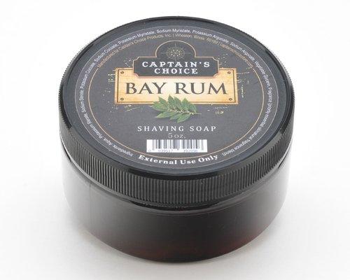 Captain's Choice Captain's Choice Shaving Soap - Bay Rum