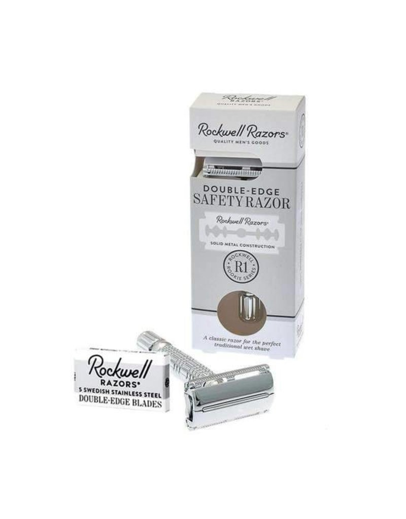 Rockwell Razors Rockwell Razors R1 Rookie Safety Razor