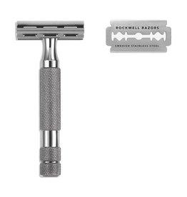 Rockwell Razors Rockwell Razors 2C Gunmetal Safety Razor