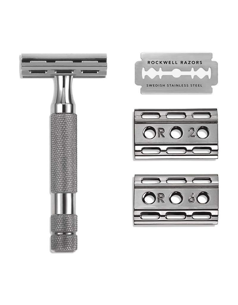 Rockwell Razors Rockwell Razors 6C Gunmetal Safety Razor