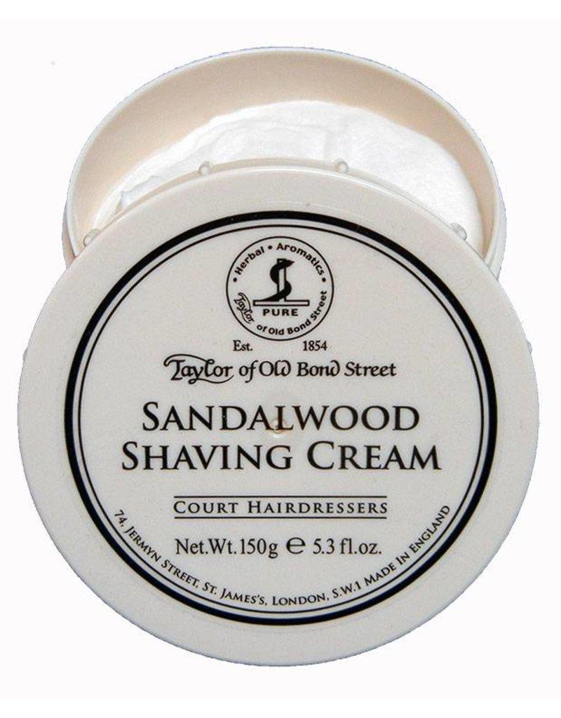 Taylor of Old Bond Street Taylor of Old Bond Street Shaving Cream - Sandalwood