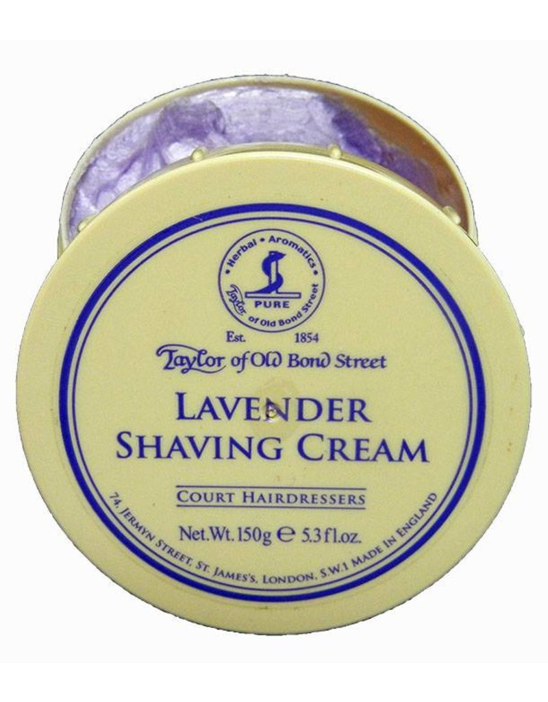 Taylor of Old Bond Street Taylor of Old Bond Street Shaving Cream - Lavender