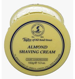 Taylor of Old Bond Street Taylor of Old Bond Street Shaving Cream - Almond