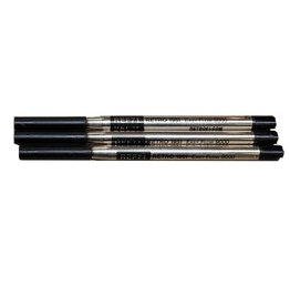 Retro51 Easy Flow Ballpoint Black Refill - 3 pk