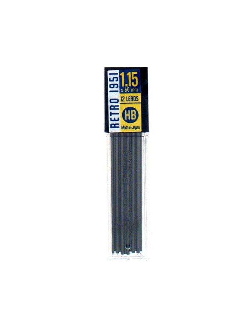 Retro 51 Retro51 Tornado Pencil Refill - 1.1mm