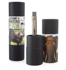 Retro 51 Elephant & Rhino Rescue Rollerball by Retro51
