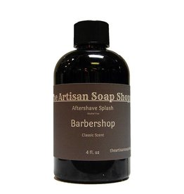 The Artisan Soap Shoppe The Artisan Soap Shoppe - Barbershop Aftershave Splash
