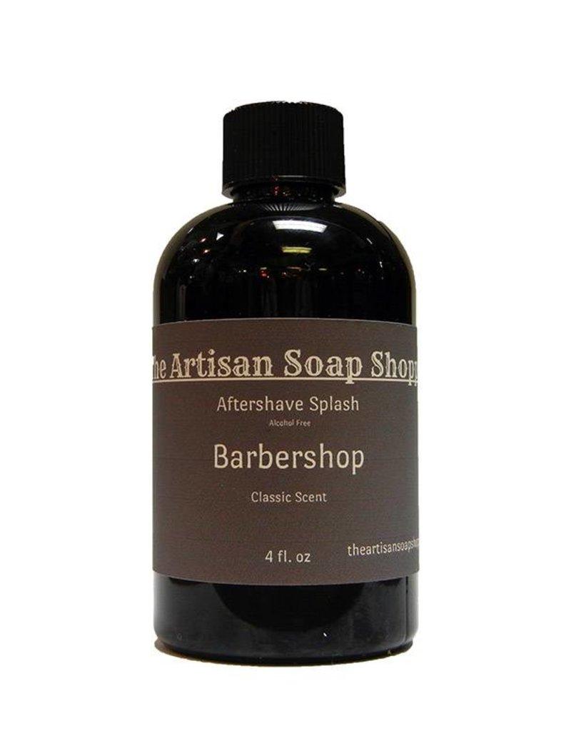 The Artisan Soap Shoppe The Artisan Soap Shoppe - Barbershop Aftershave Splash