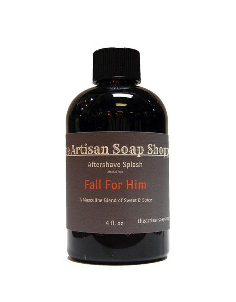 The Artisan Soap Shoppe The Artisan Soap Shoppe - Fall For Him Aftershave Splash