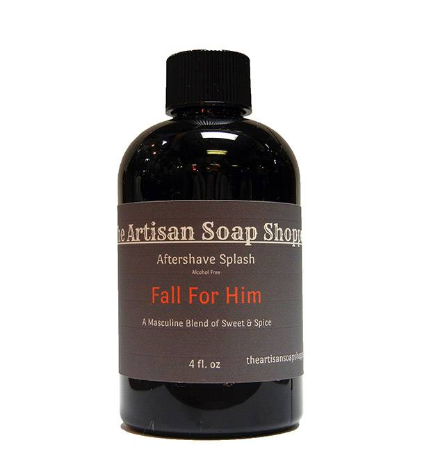 The Artisan Soap Shoppe The Artisan Soap Shoppe - Fall For Him Aftershave Splash