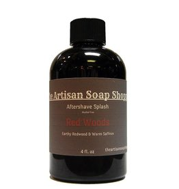 The Artisan Soap Shoppe The Artisan Soap Shoppe - Red Woods Aftershave Splash