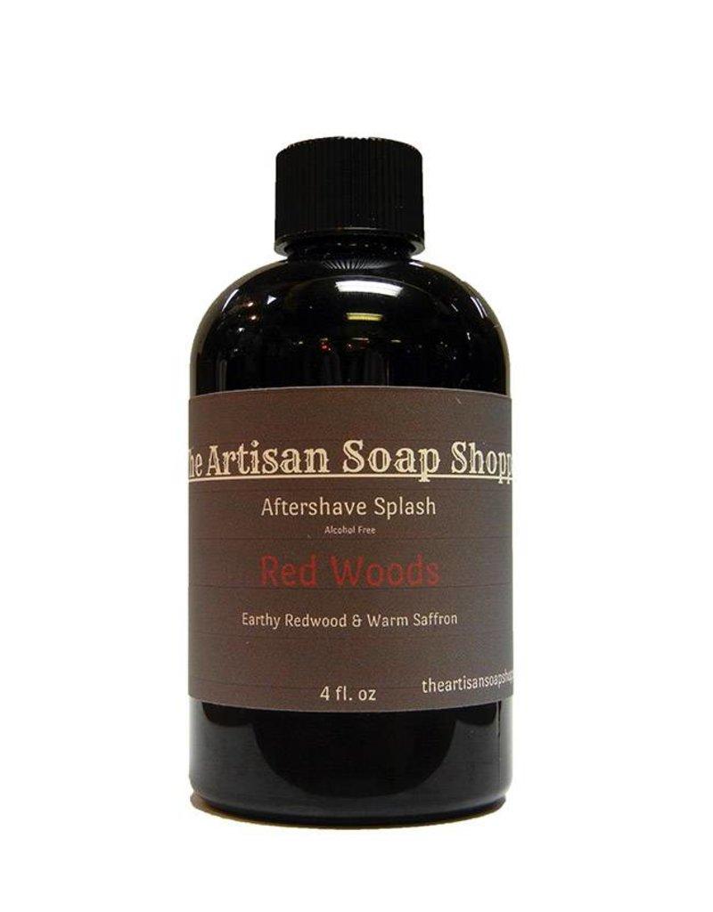 The Artisan Soap Shoppe The Artisan Soap Shoppe - Red Woods Aftershave Splash