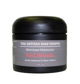 The Artisan Soap Shoppe The Artisan Soap Shoppe - Red Woods Post Shave Moisturizer
