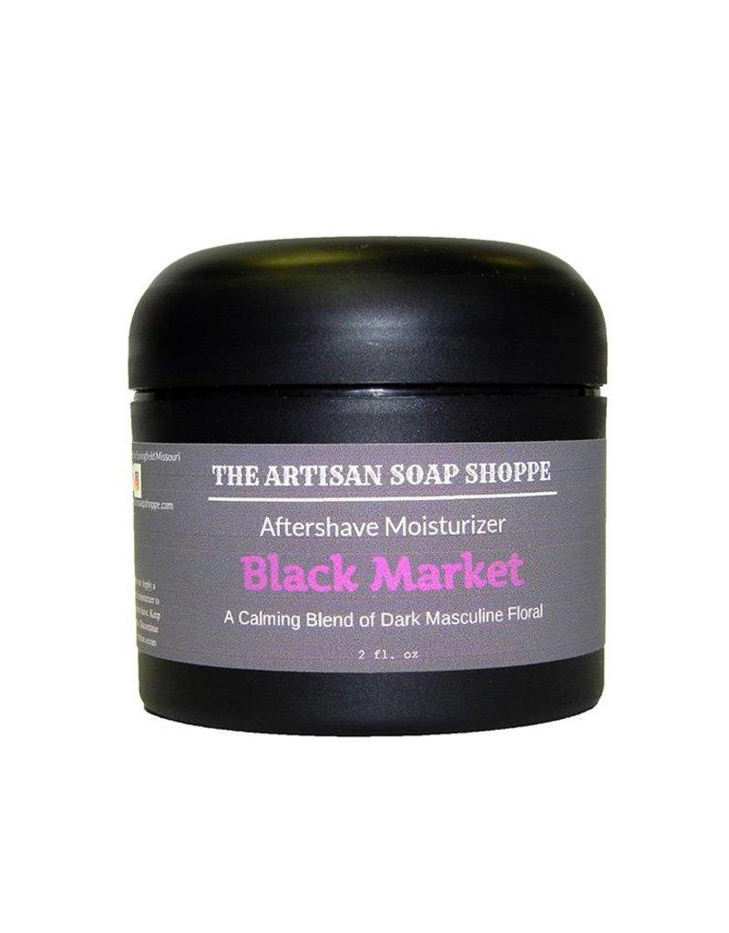 The Artisan Soap Shoppe The Artisan Soap Shoppe - Black Market Post Shave Moisturizer