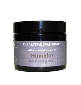 The Artisan Soap Shoppe The Artisan Soap Shoppe - Humidor Post Shave Moisturizer