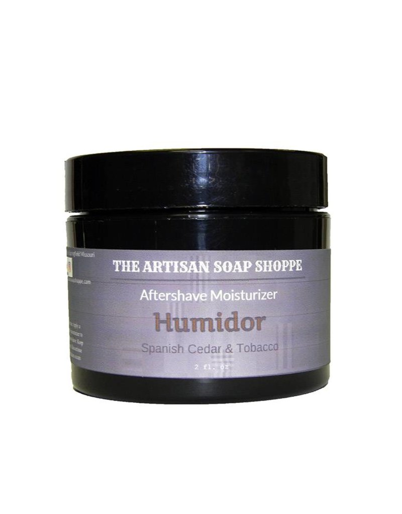 The Artisan Soap Shoppe The Artisan Soap Shoppe - Humidor Post Shave Moisturizer
