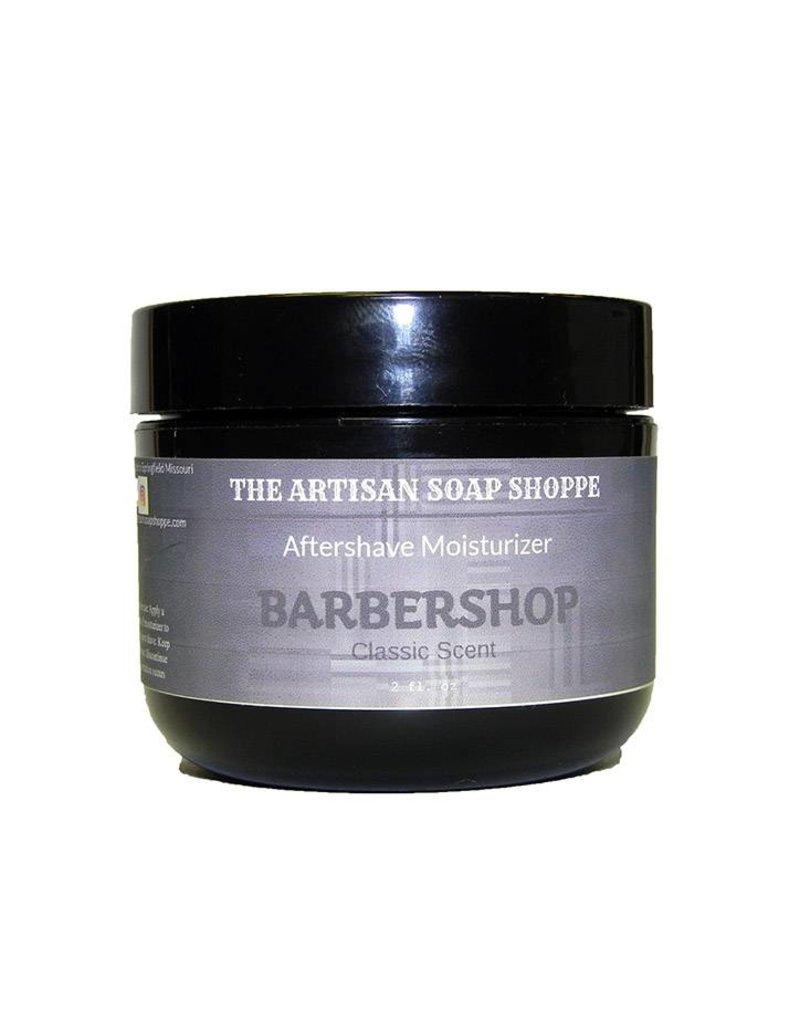 The Artisan Soap Shoppe The Artisan Soap Shoppe - Barbershop Post Shave Moisturizer