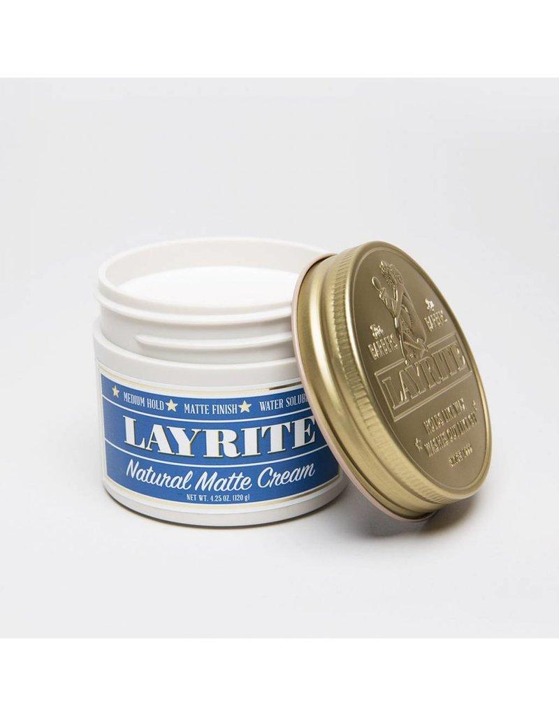 Layrite Layrite Natural Matte Cream