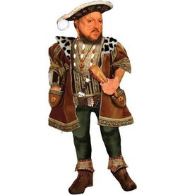 Unemployed Philosophers Guild Quotable Notables: Henry VIII