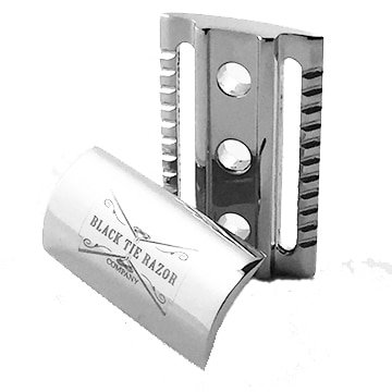 Black Tie Razor Company Black Tie Razor Co. Safety Razor - Closed Comb Long Handle