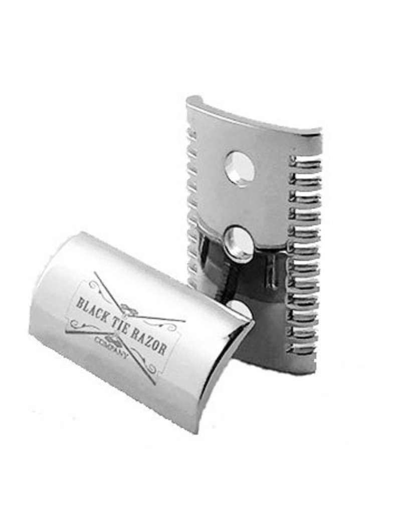 Black Tie Razor Company Black Tie Razor Co. Safety Razor - Open Comb Short Handle