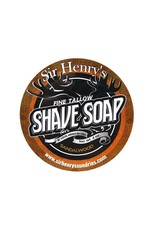 Black Tie Razor Company Sir Henry's Sandalwood Shave Soap