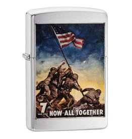 Zippo Iwo Jima Lighter