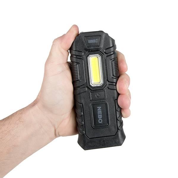 NEBO Nebo Armor 3 Flashlight