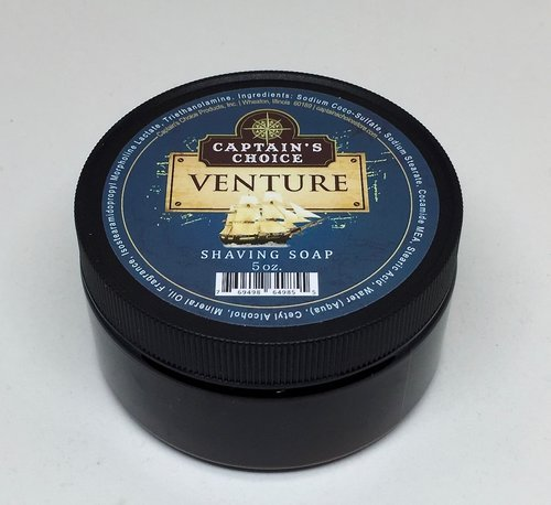 Captain's Choice Captain's Choice Shaving Soap - Venture