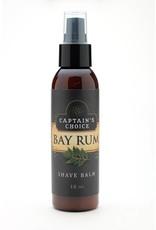 Captain's Choice Captain's Choice Shave Balm - Bay Rum