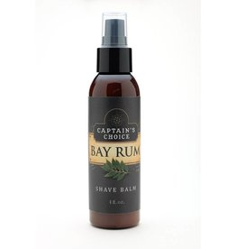 Captain's Choice Captain's Choice Shave Balm - Bay Rum