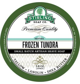 Stirling Soap Co. Stirling Shave Soap - Frozen Tundra