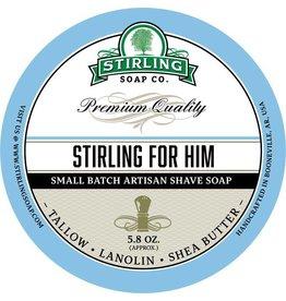 Stirling Soap Co. Stirling Shave Soap - Stirling For Him