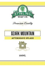 Stirling Soap Co. Stirling Aftershave Splash - Ozark Mountain